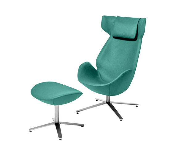 Shelter by Tacchini Italia | Lounge chairs