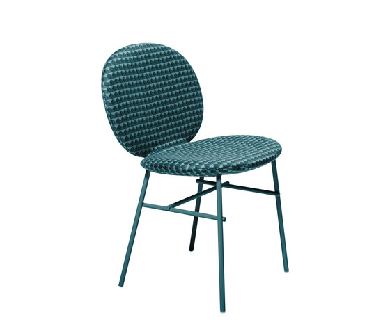Kelly C by Tacchini Italia | Restaurant chairs