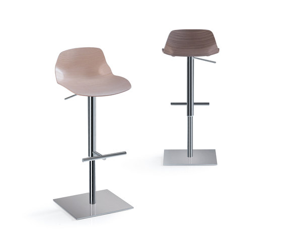 Kaleidos Stool by Caimi Brevetti | Bar stools