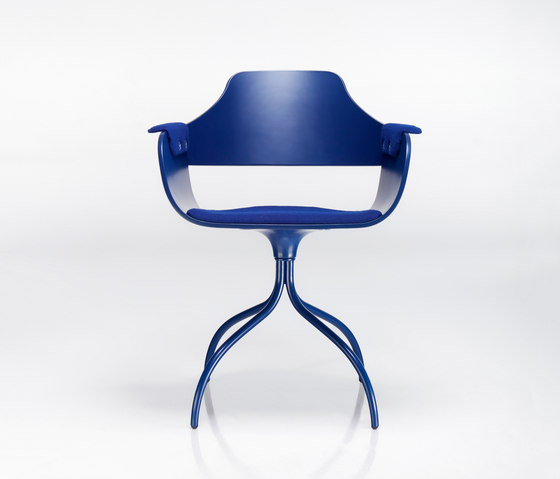 Showtime Act II Chair by BD Barcelona | Visitors chairs / Side chairs