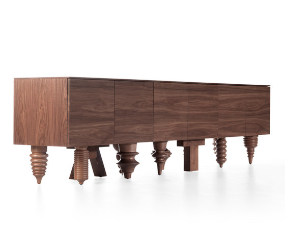 Showtime Multileg Cabinet by BD Barcelona | Sideboards