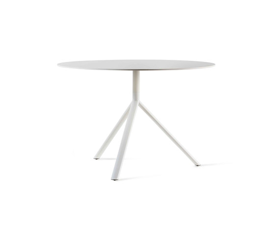 Miura round table by Plank | Multipurpose tables