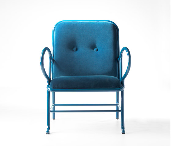 Gardenias Indoor Armchair by BD Barcelona | Lounge chairs