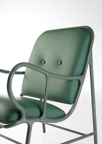 Gardenias Indoor Armchair von BD Barcelona | Loungesessel