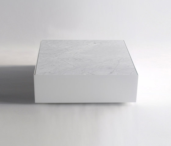 Ballot Marble by Phase Design | Coffee tables