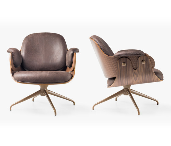 Low Lounger Swivel by BD Barcelona | Lounge chairs