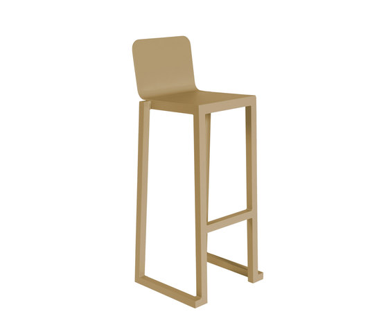 barcino stackable stool by Resol-Barcelona Dd | Bar stools