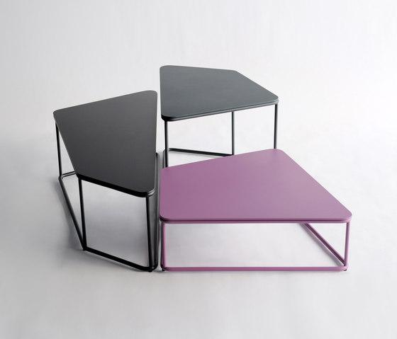 Pangaea Tables di Phase Design | Tavolini bassi
