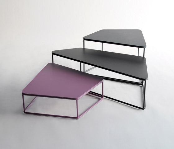 Pangaea Tables de Phase Design   Mesas de centro