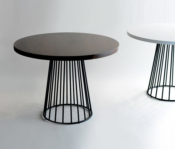 Wired Café Table de Phase Design | Tables de cafétéria
