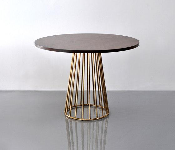 Wired Café Table de Phase Design | Tables de cafétéria