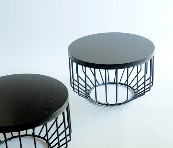 Wired Complement Table de Phase Design | Tables d'appoint