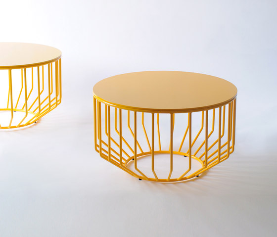 Wired Complement Table di Phase Design | Tavolini bassi