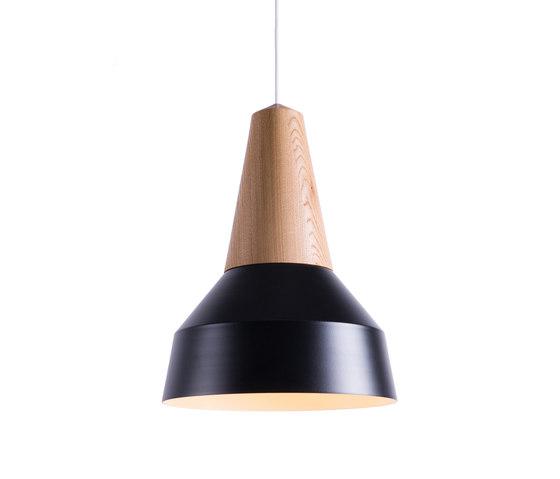 Eikon Basic Oak Black von SCHNEID | Allgemeinbeleuchtung