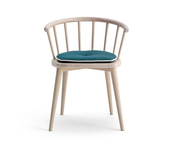W. by Billiani | Restaurant chairs