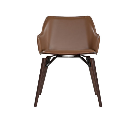 Iki PW armchair by Frag | Visitors chairs / Side chairs