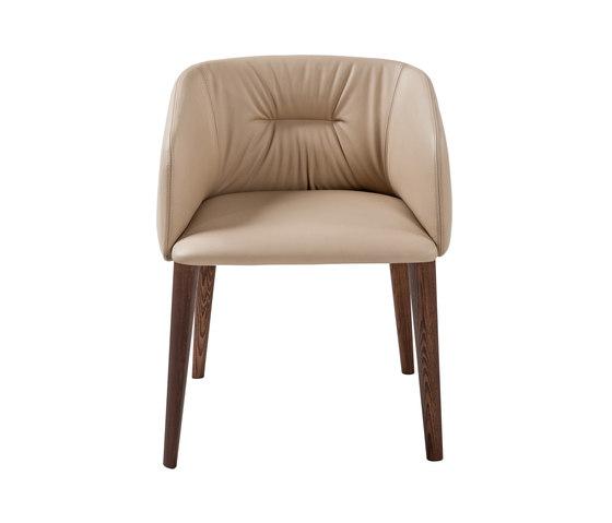 Sofy | monomaterial armchair de Frag | Sillas