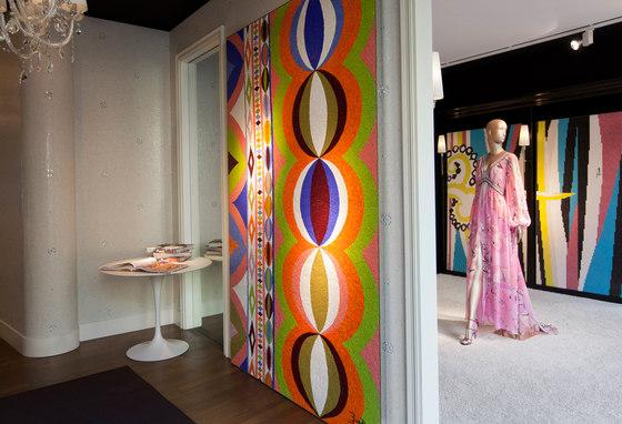 Emilio Pucci Collane di Bisazza | Mosaici vetro