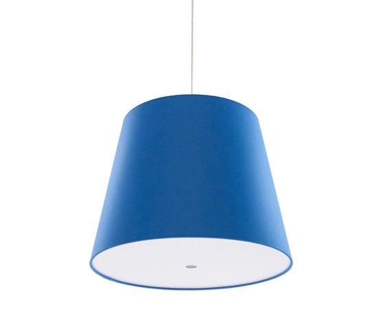 Cluster Big bleue de frauMaier.com | Suspensions