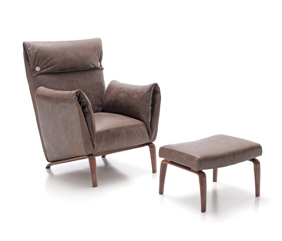 Goia by BELTA & FRAJUMAR | Lounge chairs