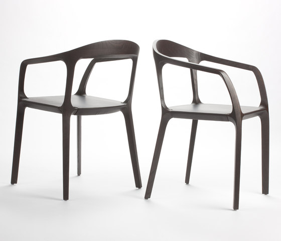 Kanon Chair de Christine Kröncke | Chaises de restaurant