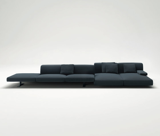 Move Indoor | Modular seating system von Paola Lenti | Sofas