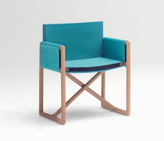 Portofino by Paola Lenti | Garden chairs
