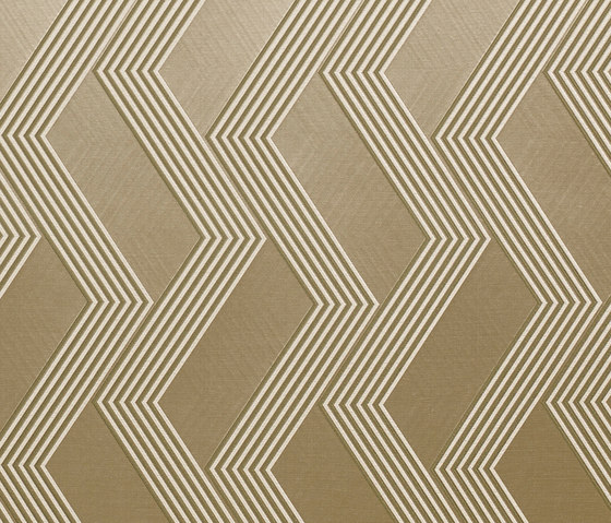 Funky Stripes col. 006 by Dedar | Drapery fabrics