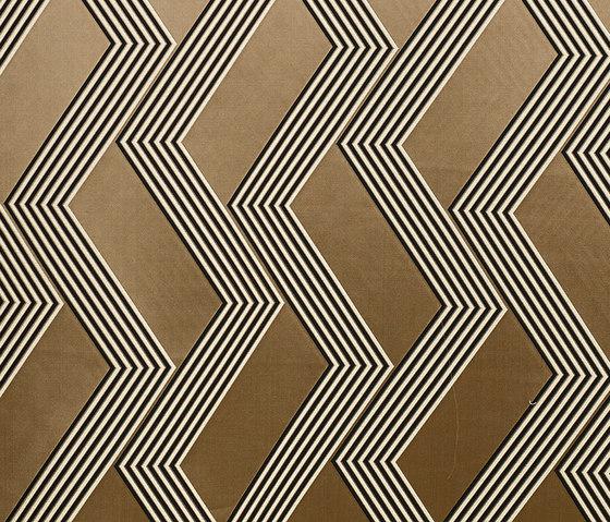 Funky Stripes col. 007 by Dedar | Drapery fabrics