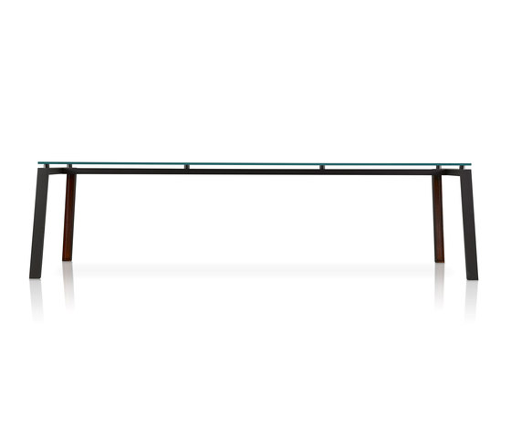 Ipe table by PORRO | Meeting room tables