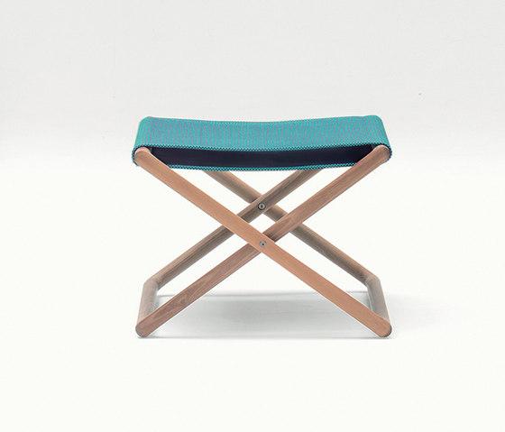 Portofino by Paola Lenti | Garden stools