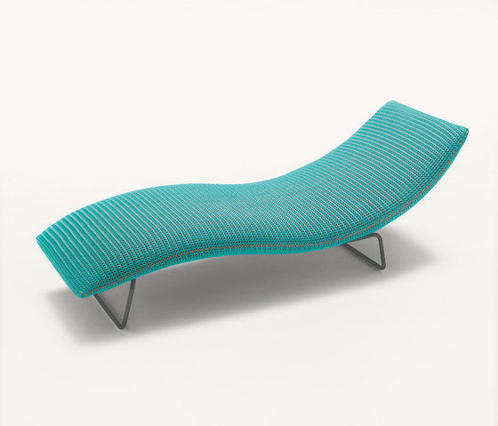 Lineadue by Paola Lenti | Chaise longues