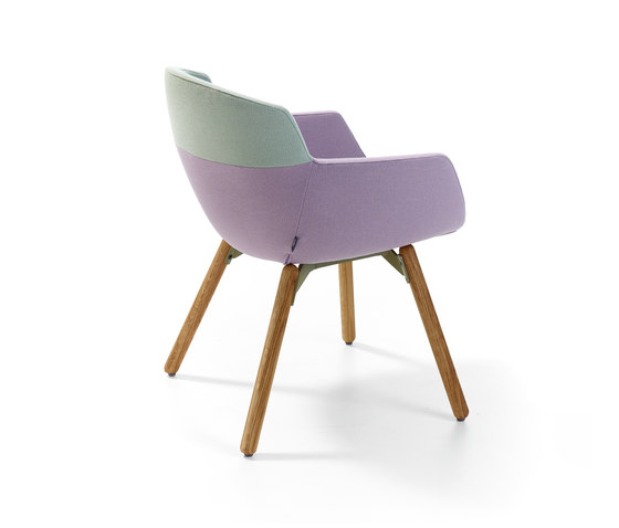 Mood by Artifort | Visitors chairs / Side chairs
