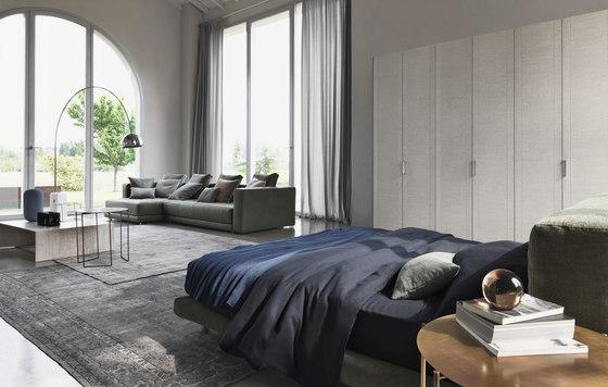 Doze a modular system of comfort by Flou | Modular sofa systems