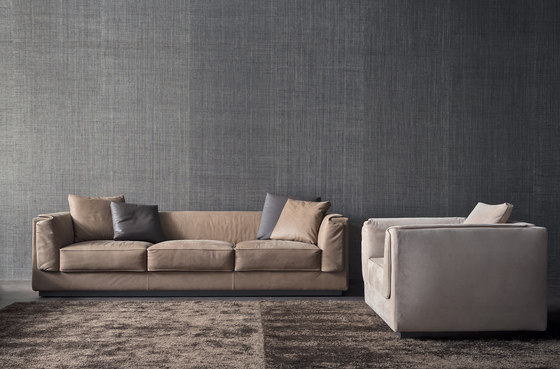 Gentleman sofa by Flou | Sofas