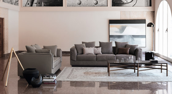 Gentleman sofa by Flou | Sofas