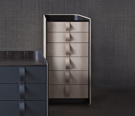 Gentleman chest-of-drawers by Flou | Clothes sideboards