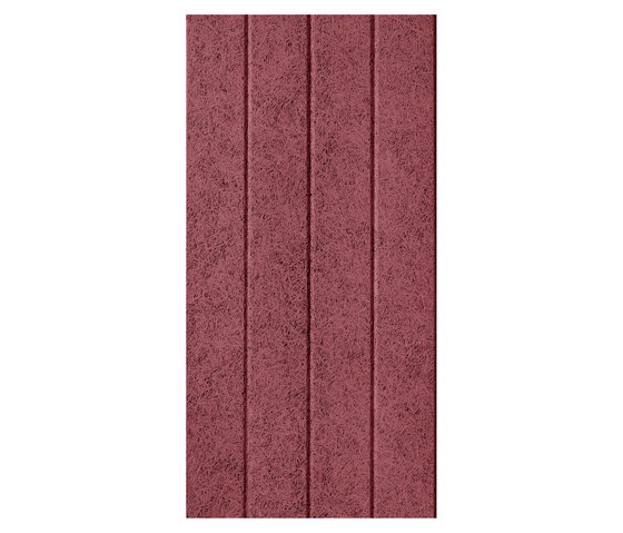 heat of the sun NCS 3040-R10B by BAUX   Wood panels