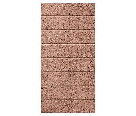 heat of the sun NCS S 0520-Y80R by BAUX   Wood panels