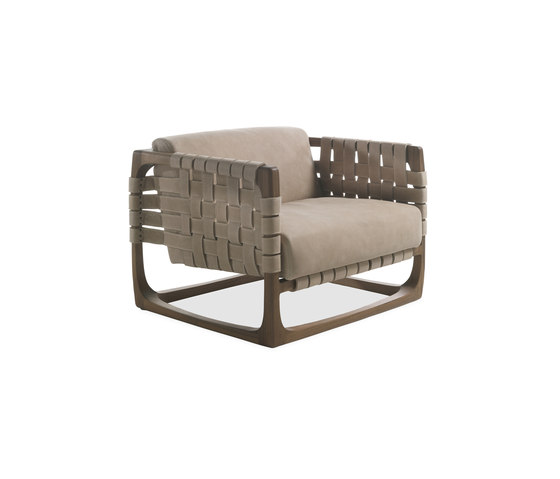 Bungalow Armchair by Riva 1920 | Armchairs