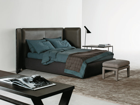 Tuyo Bed by Meridiani | Double beds