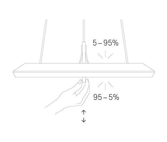 CONVERSIO P 500 Pendant lamp by Illuminartis | Suspended lights