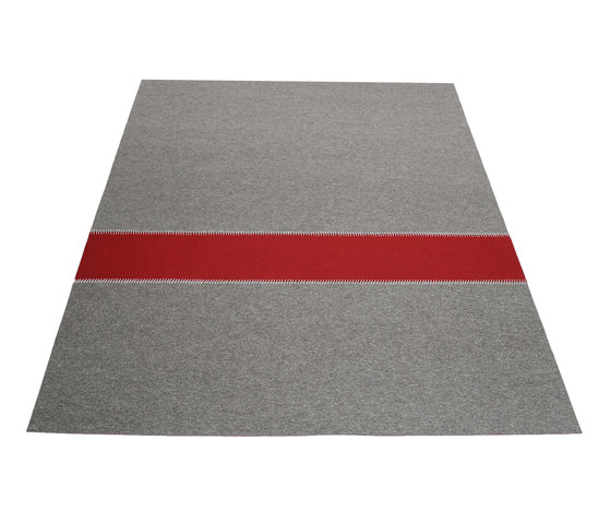 Red Line by fräch | Rugs
