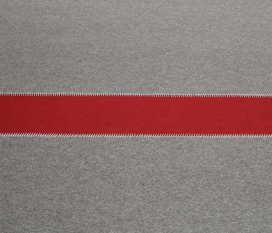 Red Line by fräch | Rugs / Designer rugs