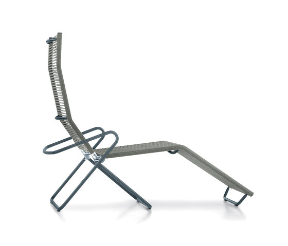 HARP recliner by Roda | Sun loungers