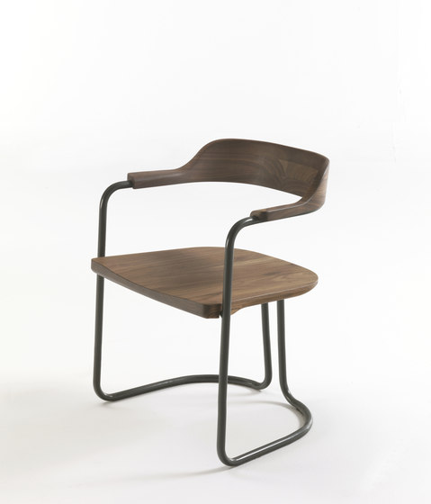 Tubular by Riva 1920 | Restaurant chairs