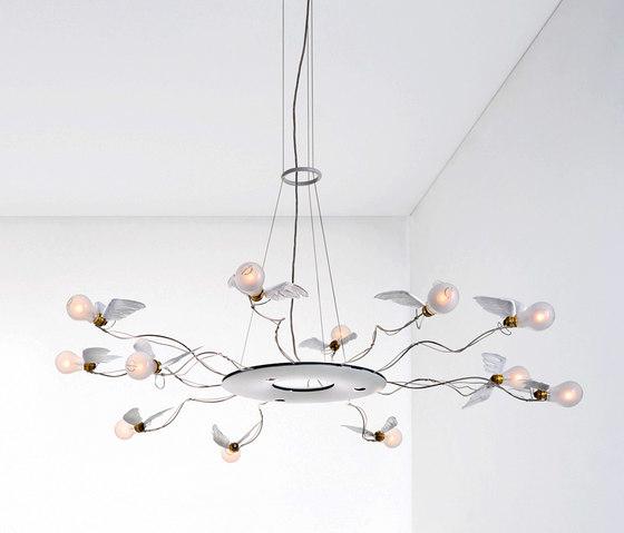 Birdie´s Ring by Ingo Maurer | General lighting