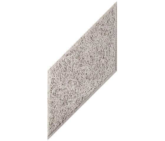 BAUX Acoustic Tiles Paralellogram de BAUX | Paneles de pared