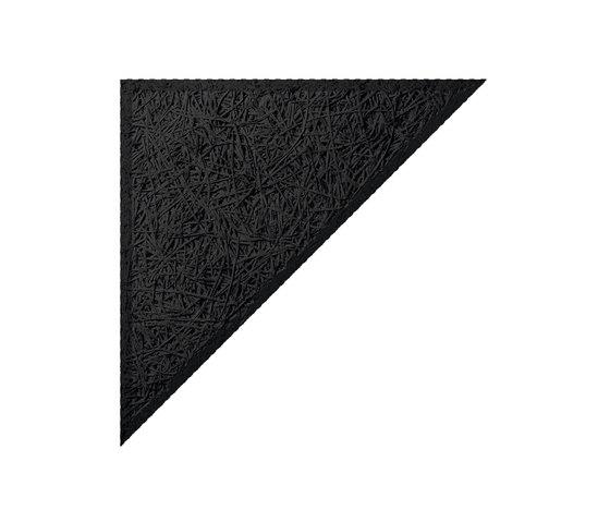 BAUX Acoustic Tiles Triangle de BAUX | Planchas de madera