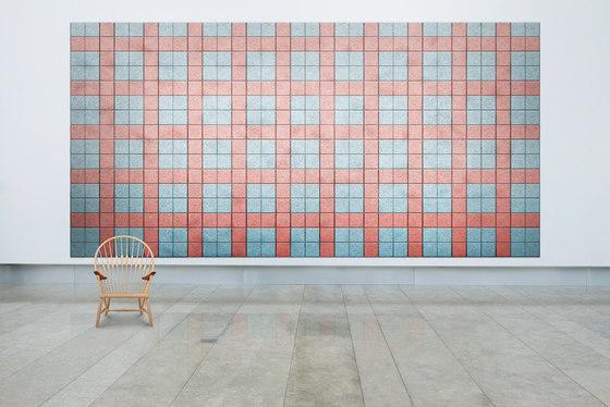 BAUX Acoustic Tiles by BAUX | Wood panels